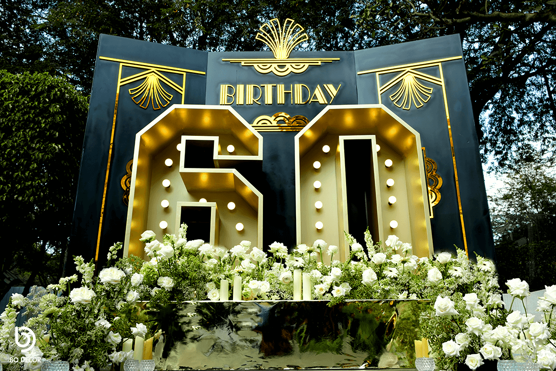 60th Gastby Birthday